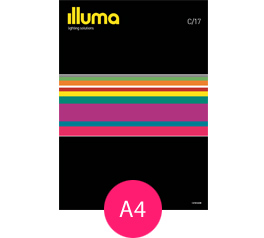 Illuma A4 Printed Catalogue