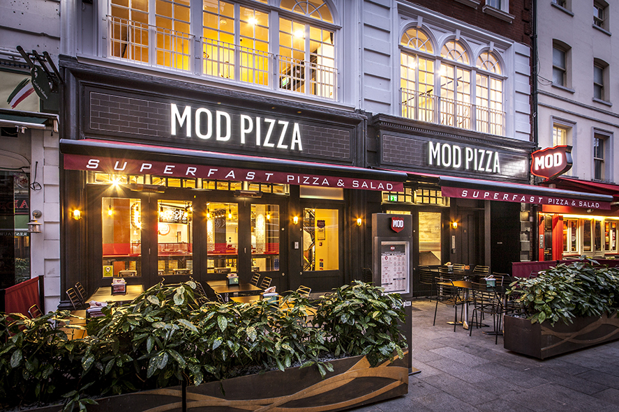 Mod Restaurant London